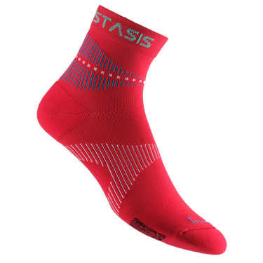 NeuroSocks MiniCrew Rot web